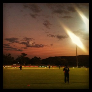 Traeger Park, Alice Springs